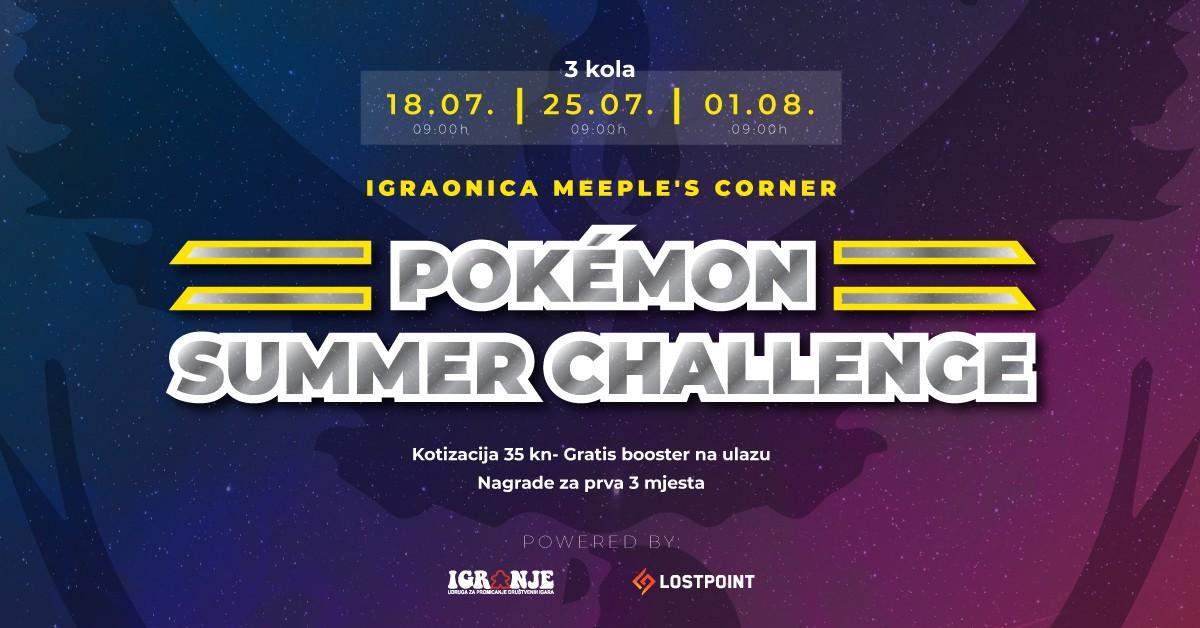 1. Pokemon Summer Challenge